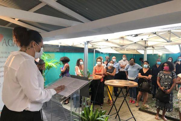 Inauguration AGAV