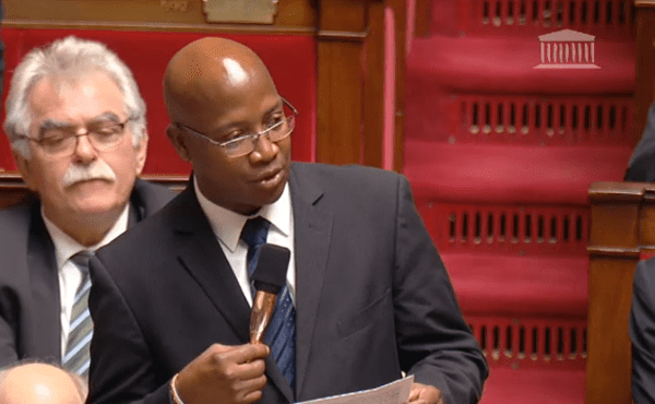 Intervention de Gabriel Serville sur le mal logement en Guyane