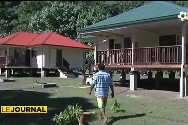 Huit familles sinistrées de Hitiaa O Te Ra relogées