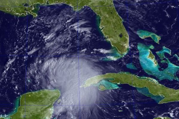Ouragan Karen
