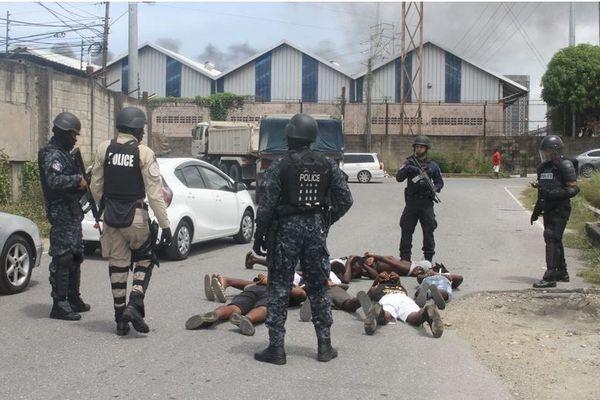 Trinidad et Tobago arrestations