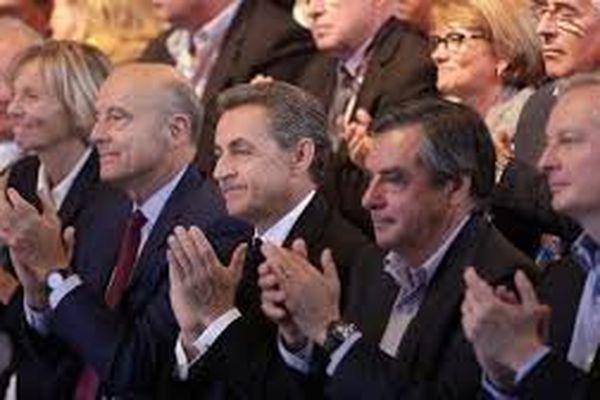 Candidats aux primaires de la Droite