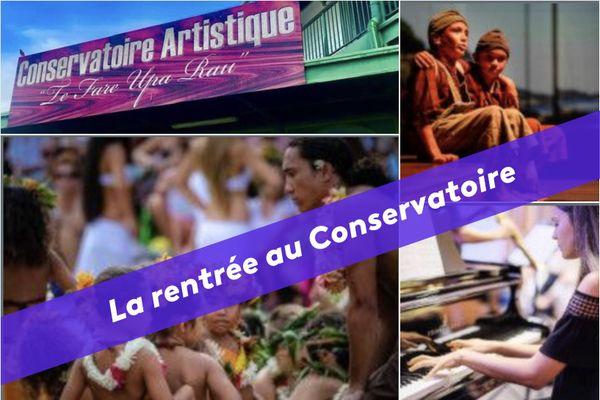 Inscriptions ou réinscriptions au Conservatoire : de mercredi à vendredi