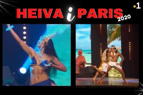 Le meilleur du Heiva i Paris 2020