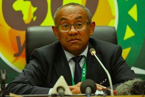 Ahmad Ahmad, ancien président de la CAF et président de la Fédération malgache de football. Suspendu 2 ans pour corruption