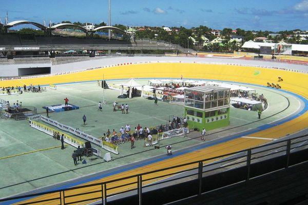 Vélodrome Amédée Détraux à Baie-Mahault