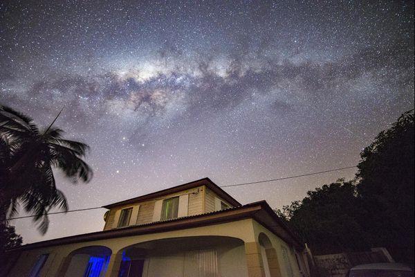 Photo prise à La Réunion