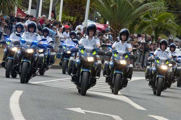 Motards gendarmerie
