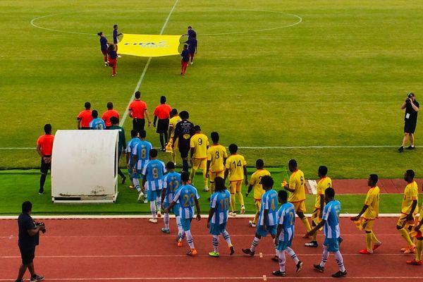 O'League à Koné: Hienghène contre Lae City, 16 février
