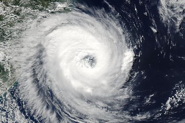 Cyclone Catarina