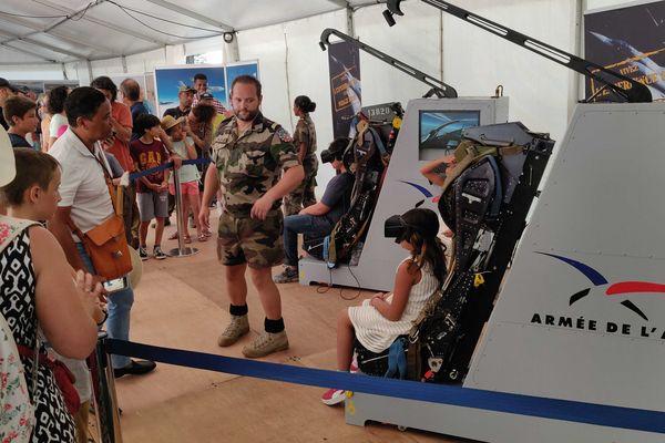 « Des Ailes et des Hommes » : l'exposition itinérante de l'armée de l'air à La Réunion