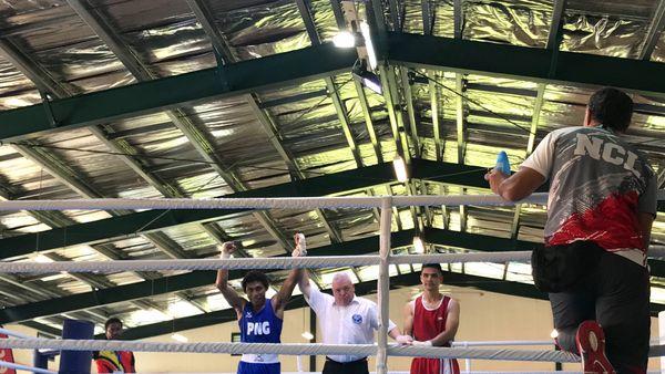 Samoa 2019, défaite de Than-Guy Fandoux