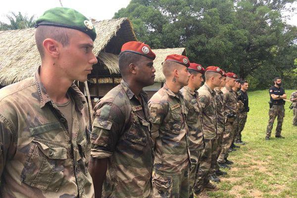 Les Forces Armées à Twenké-Taluen