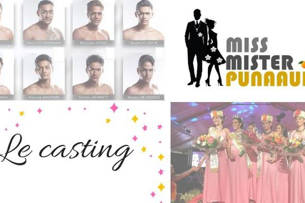 Casting Miss & Mister Punaauia