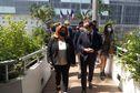 Les acteurs économiques locaux échangent avec le ministre des Outre-mer
