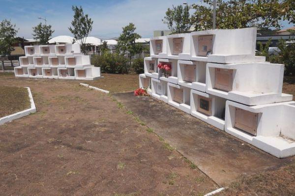 Cayenne : des travaux d'extension au cimetière de Cabassou