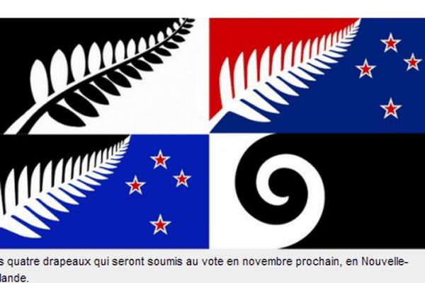 drapeaux NZ