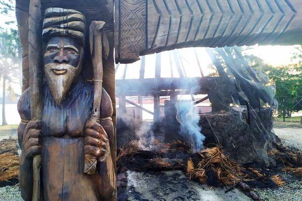 Incendie case sénat coutumier