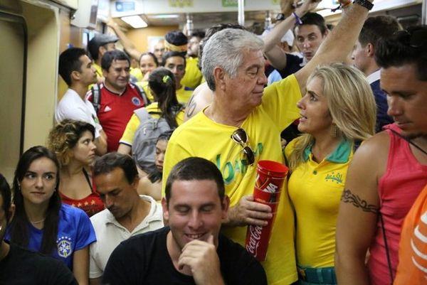 métro Maracana
