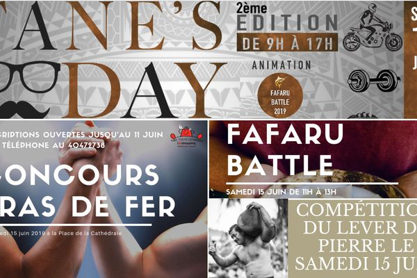Tane's Day : des animations toute la journée du samedi 15 juin