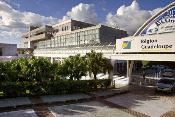 Conseil régional de la Guadeloupe