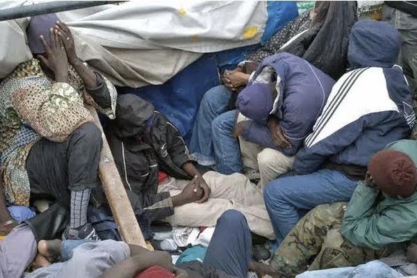 Migrants aux Canaries