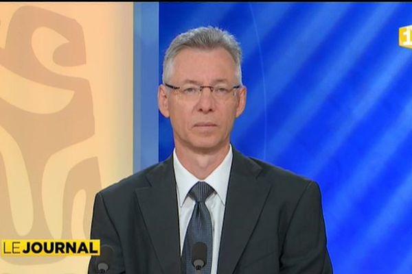 L'invité de l'Hebdo du JT était ce dimanche Hervé Leroy, Procureur de la République.