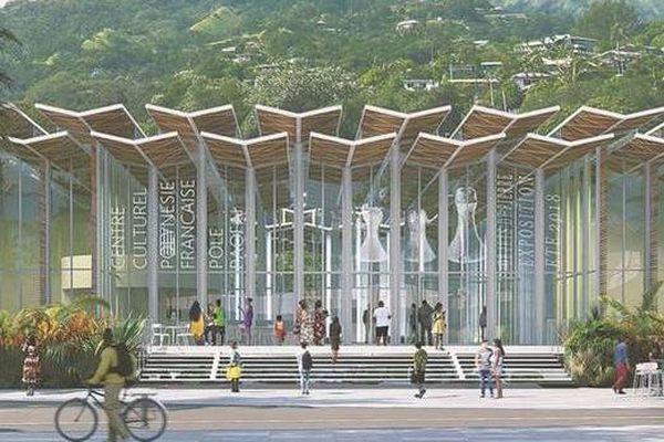 Futur centre culturel Paofai