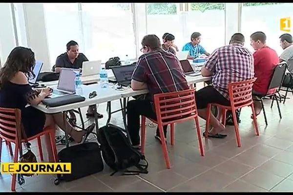 Tahiti séduit les start-up européennes