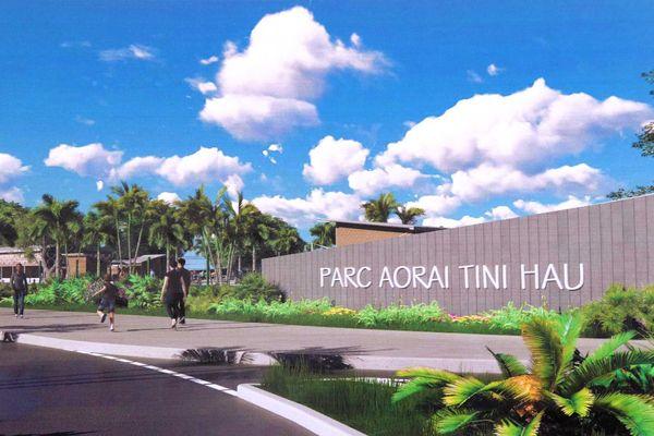 Parc Aorai Tini Hau