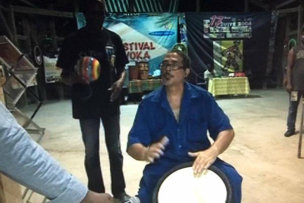 Début du Festival de Ka