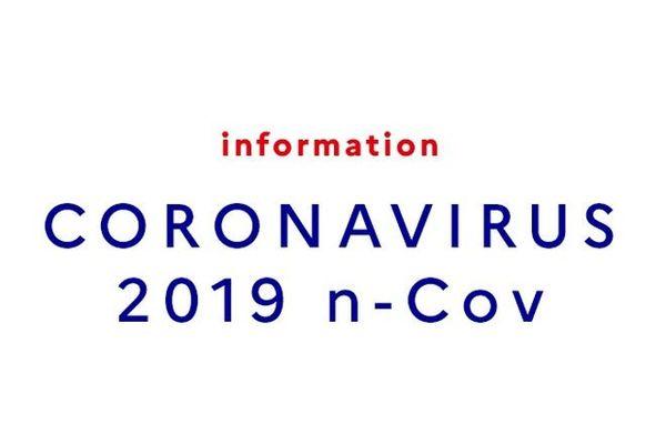 coronavirus panneau info