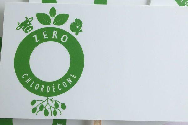 label zero chlordécone