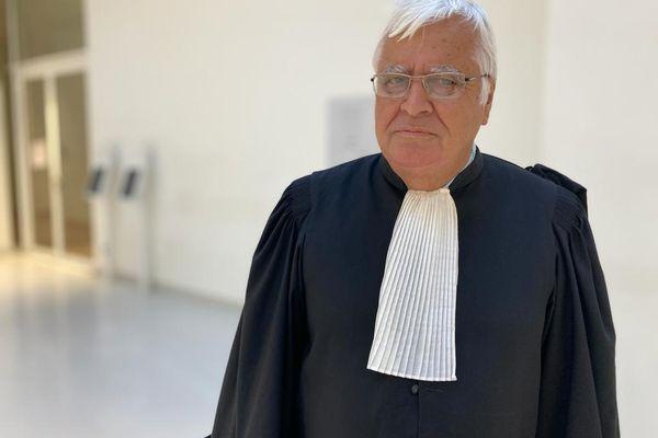 Me François Quinquis, avocat de Gaston Flosse