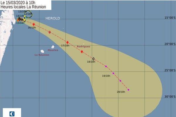 herold forte tempête tropicale 150320