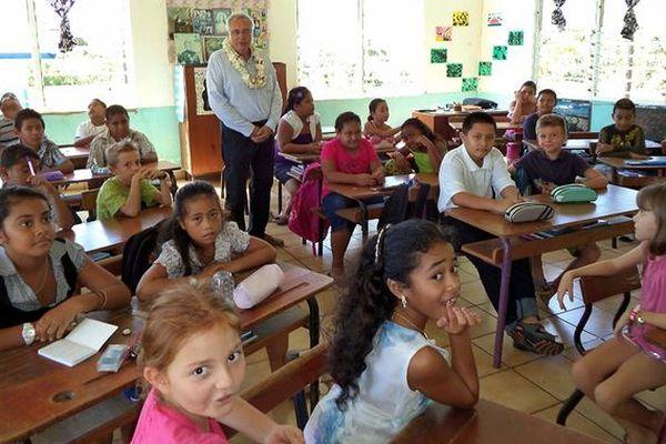Ecoles de Wallis et Futuna
