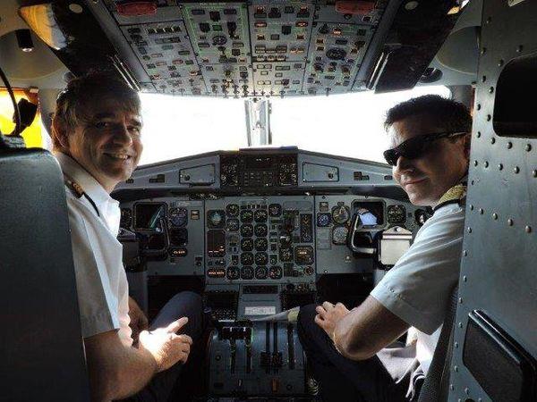 ATR 42 : départ pour Toulouse