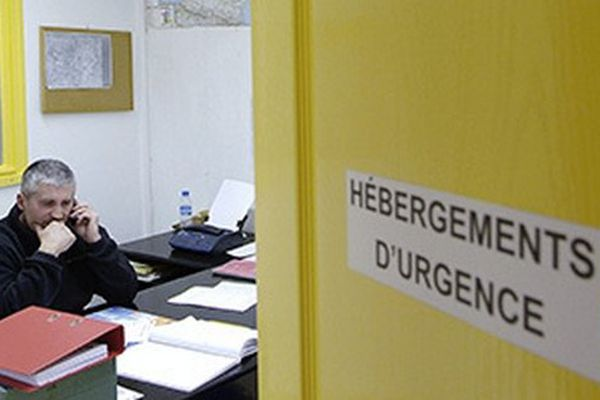 Croix-Rouge hébergements d'urgence