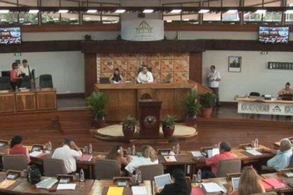 DOB Assemblée de Polynésie française