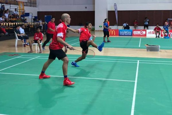 Badminton Samoa