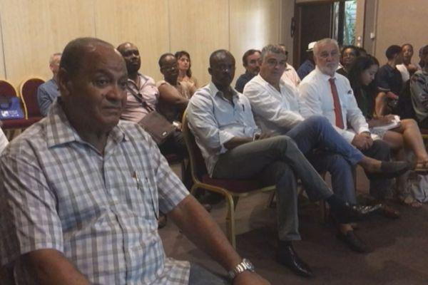 Rencontre Région-CCI-Comité Nationale des pêches