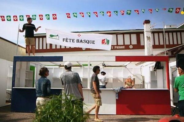 La fête basque à Saint-Pierre et Miquelon