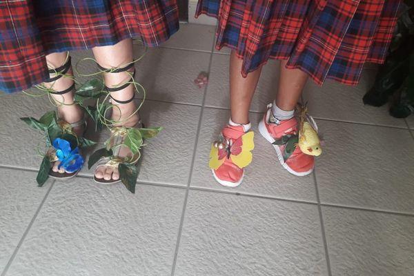 """""""Crazy Shoes Day"""" végétale"""