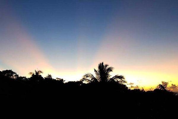 Lever de soleil février 2019
