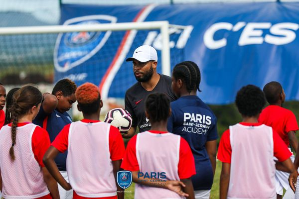 Stagiaires Psg Academy