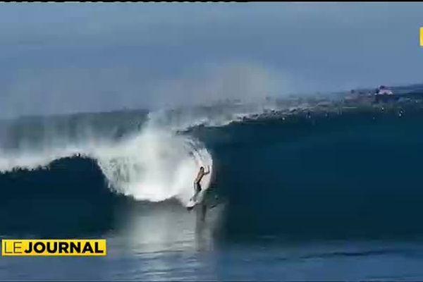Kevin Bourez tentera sa chance aux Trials de la Billabong Pro Tahiti