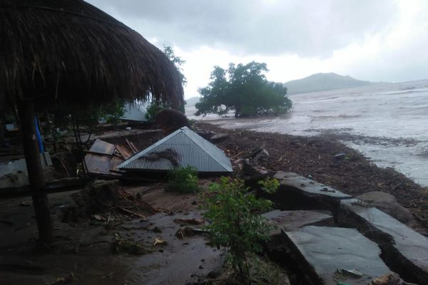 Indonésie inondations
