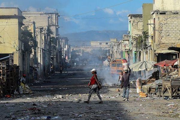 Haïti, Port-au-Prince