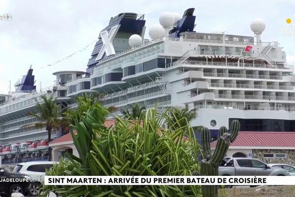 Célébrity Millennium à Sint Maarten 06.06.2021
