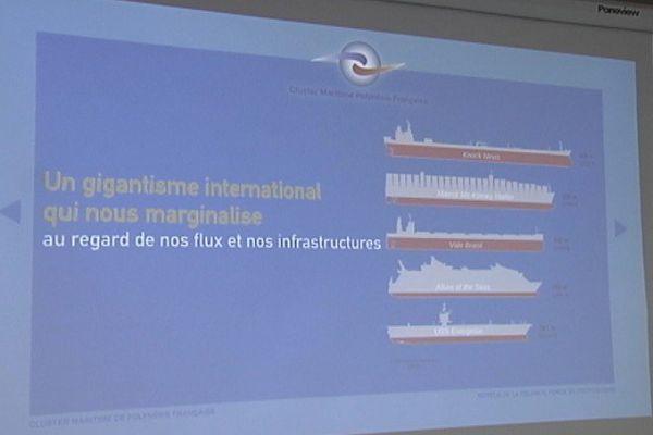 Cluster maritime : moderniser le port pour faire face aux changements